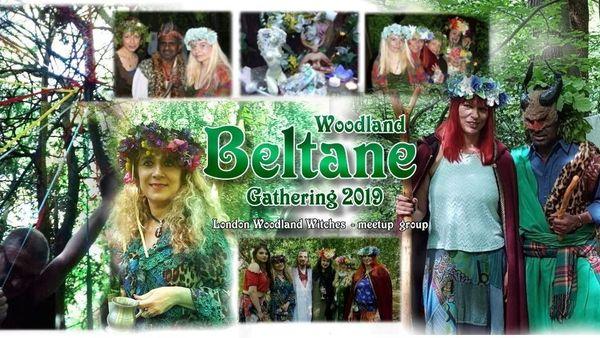 Woodland Beltane 2019 - Seasonal Festival Gathering | Meetup