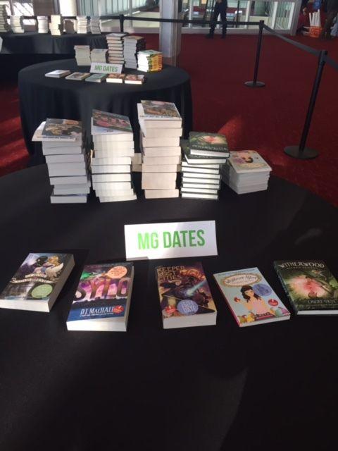 The Dallas YA Book Club