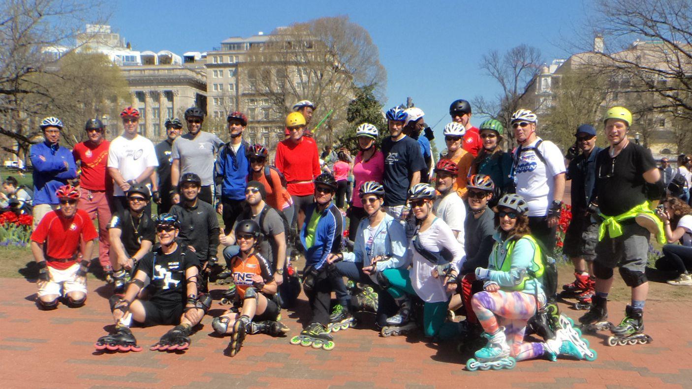 Washington Area Roadskaters