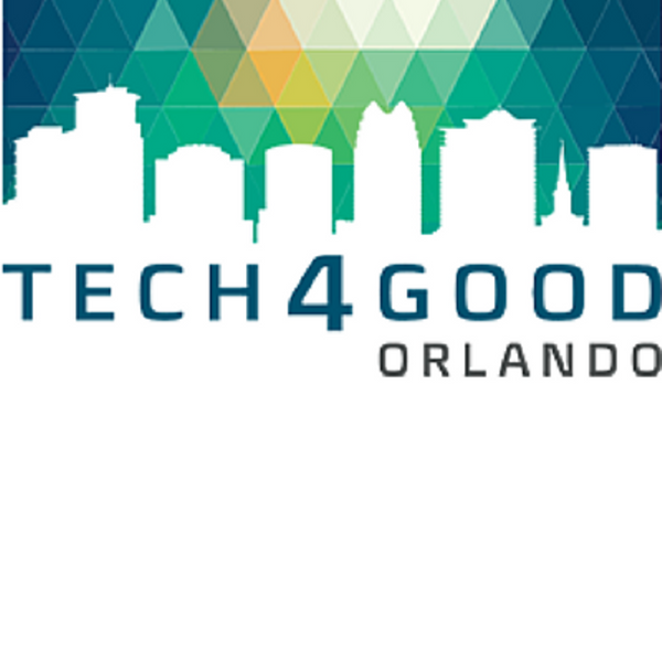 meetup logo for Orlando Tech4Good