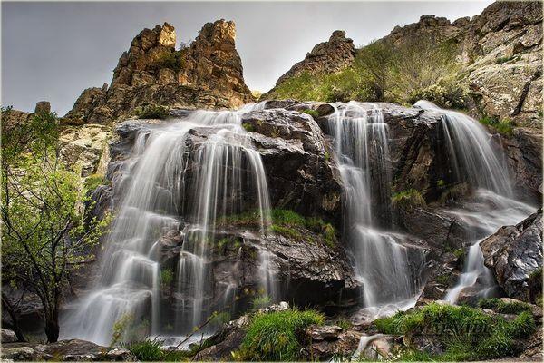Chorrera de los Litueros, la Cascada más alta de Madrid