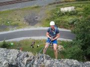 Photo for OUTDOOR RAPPELLING ADVENTURE - CHICKIES ROCK April 21 2019