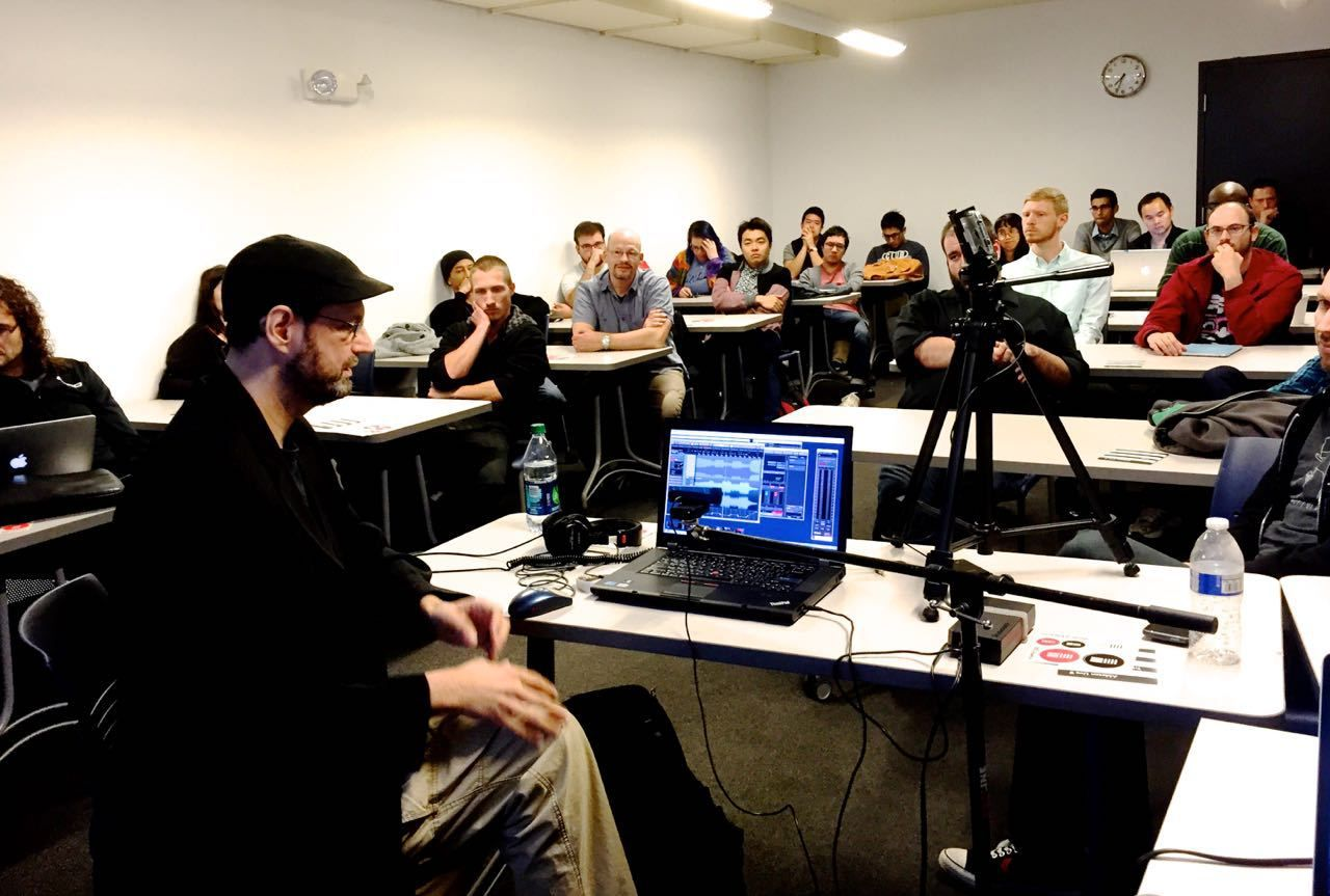 The San Francisco Electronic Music Meetup Group