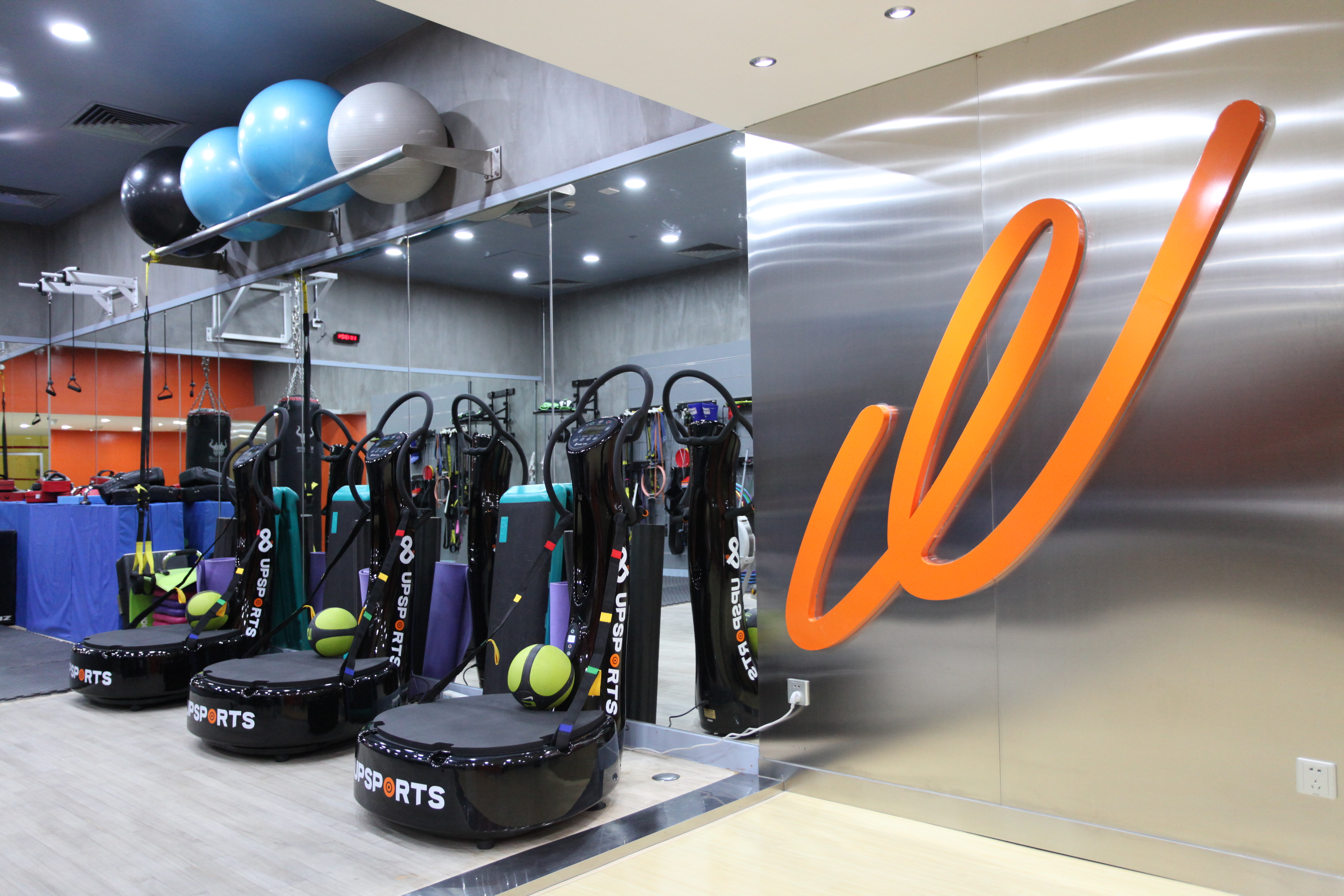 Shanghai Wellness Expert Fitness Studio Meetup