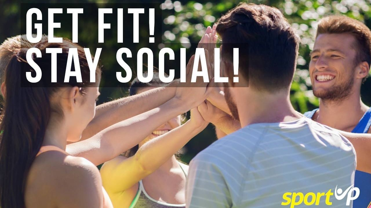 SportUP - Brisbane's largest social sports club ⚽️🏀🏈🏐