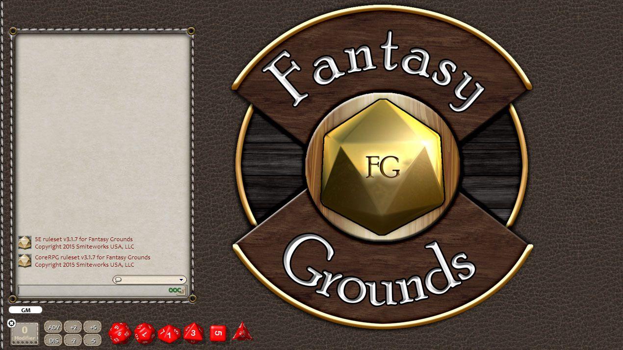 Fantasy Ground Meetup