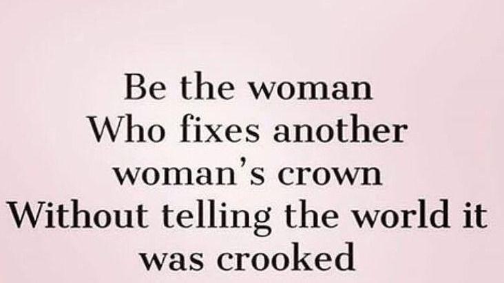 """She believed she could, so she DID""...Women Inspiring Women"