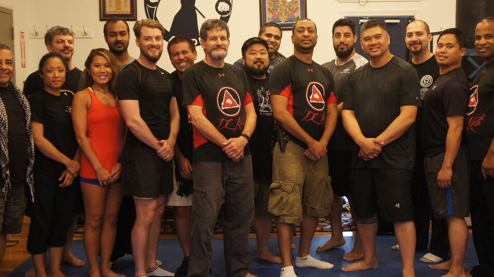 DC FMA (Filipino Martial Arts)