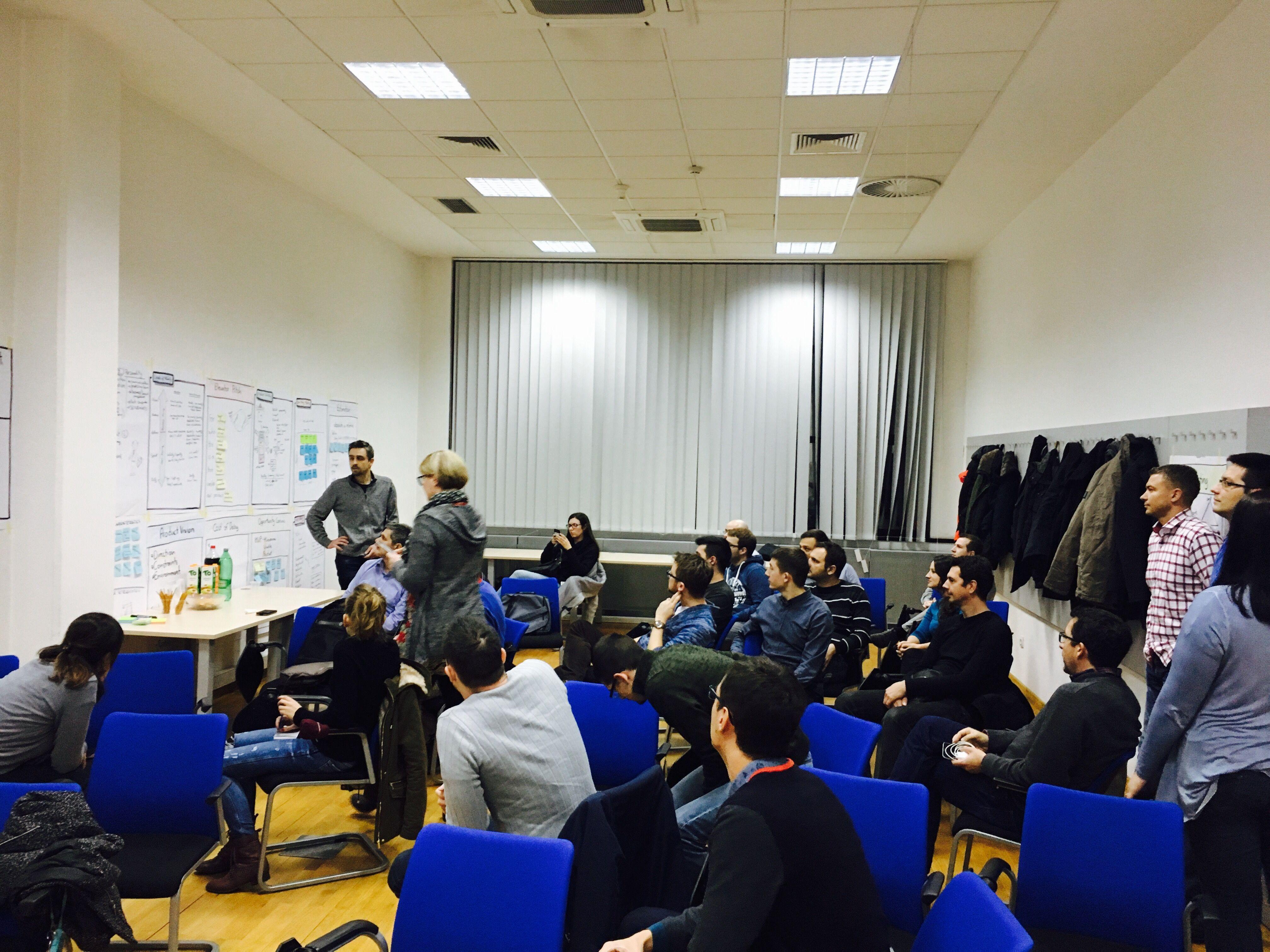 Agile Hrvatska Meetup