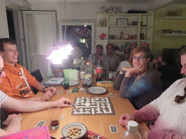 Brettspiele-Abend