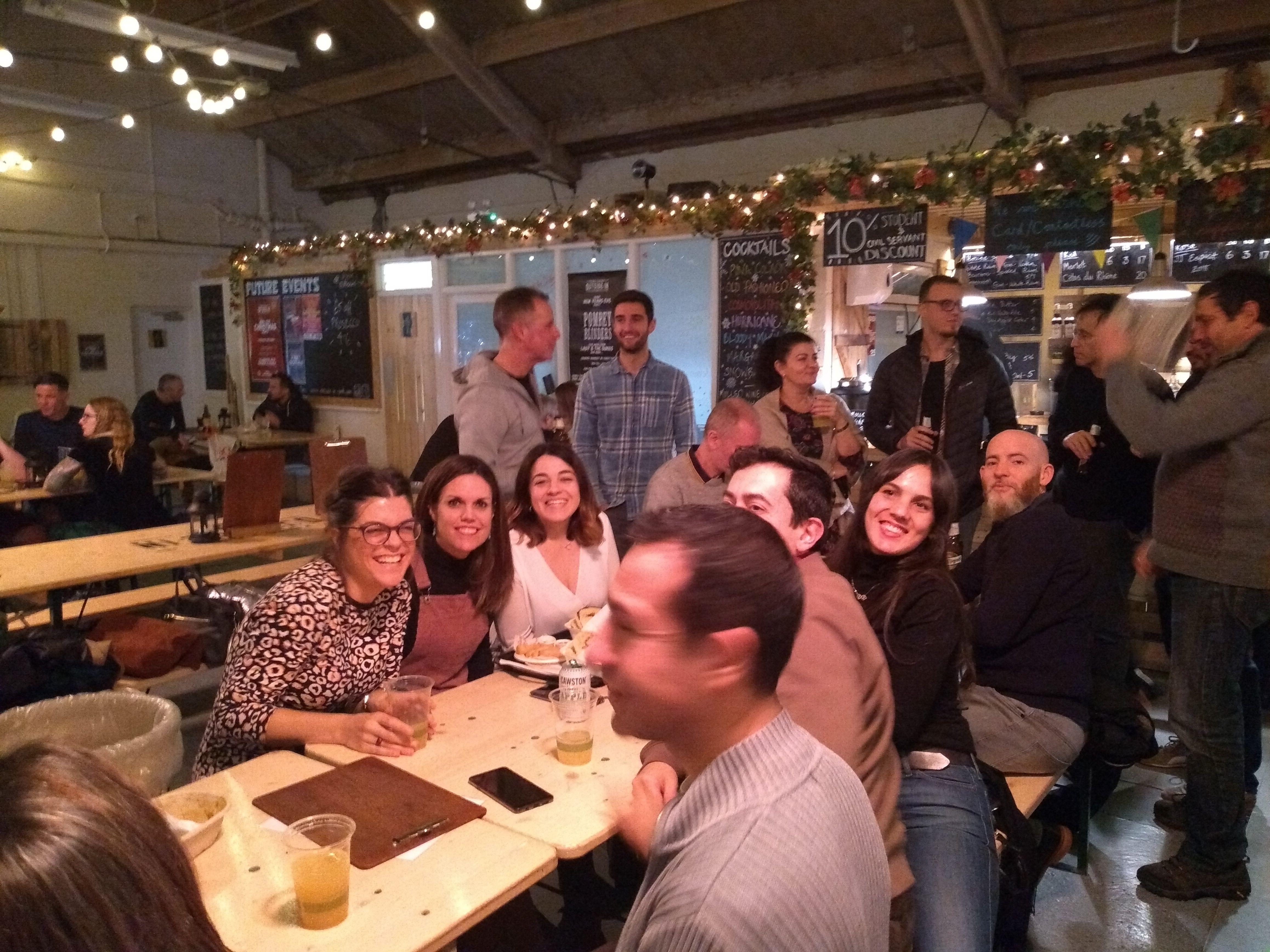 Español, intercambio de idioma y social