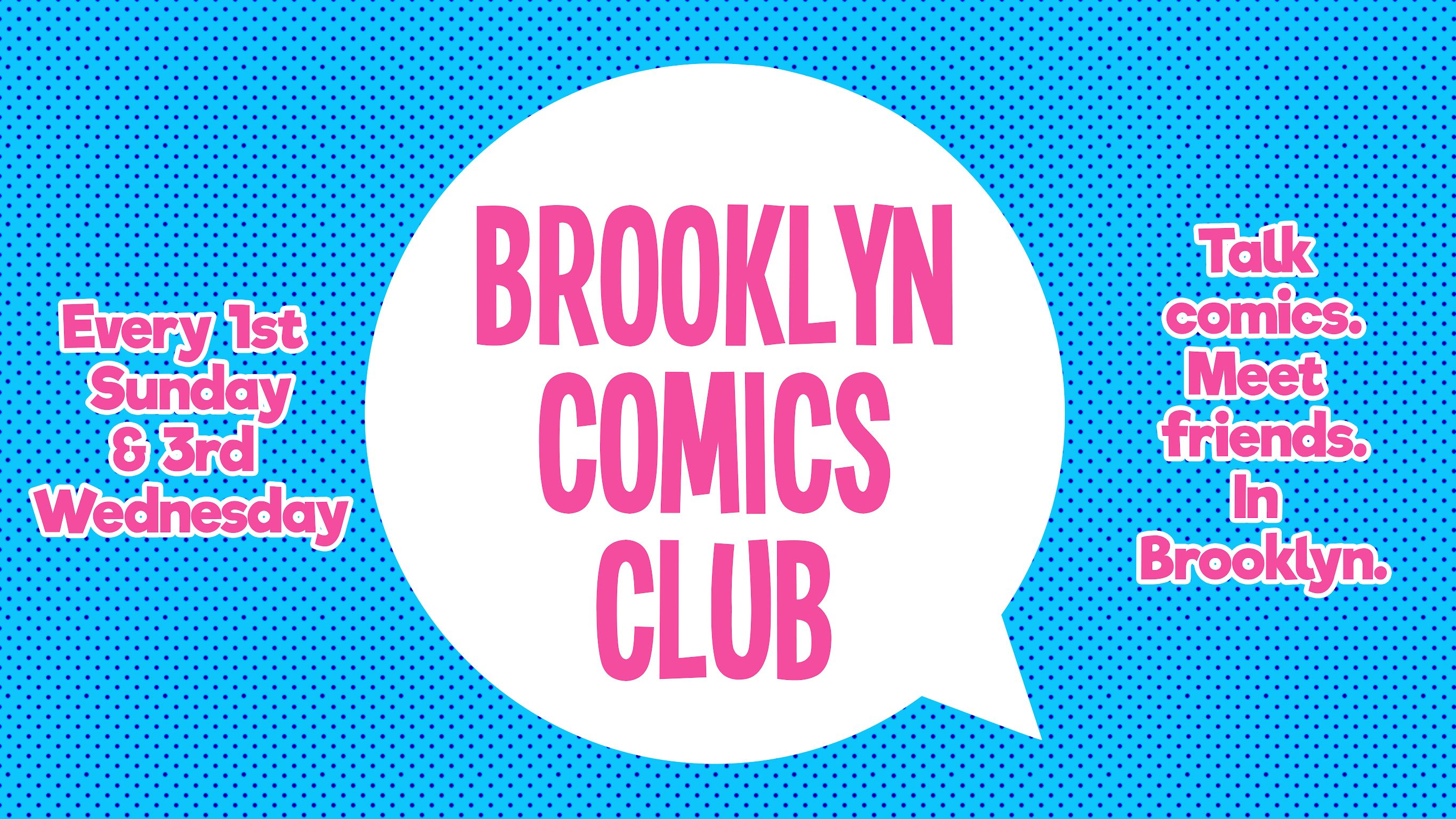 Brooklyn Comics Club