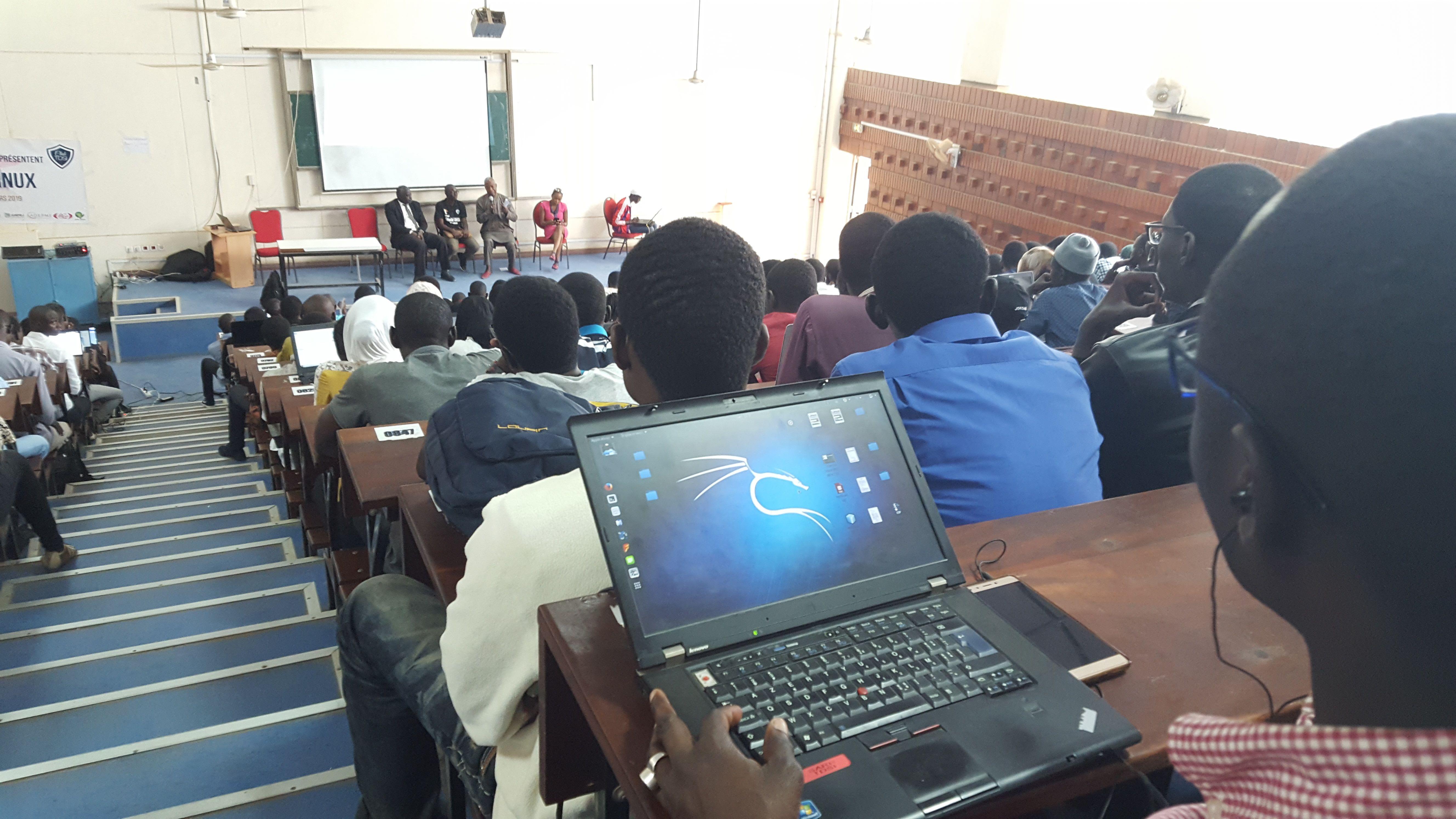 Linux Meetup (Senegal)