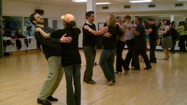 Lets Dance Update: Let's Dance! Level One Salsa Class!
