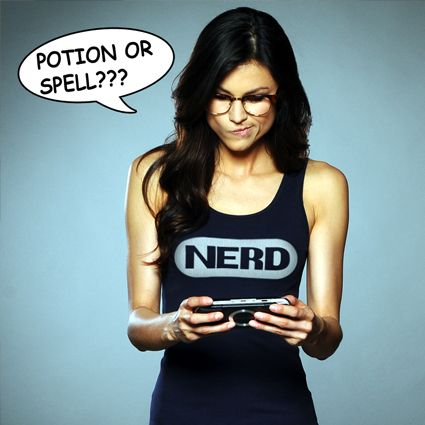 Nerdy girl dating sites