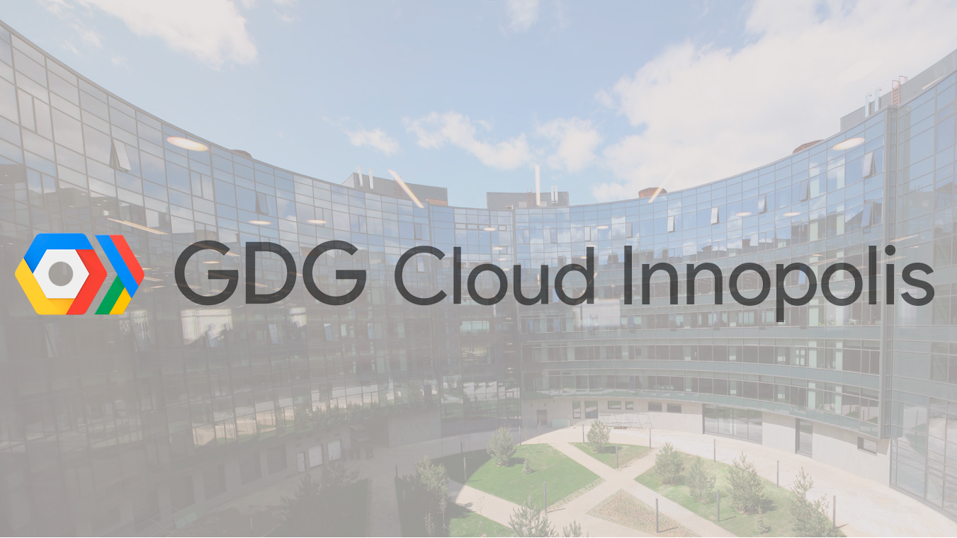 GDG Cloud Innopolis