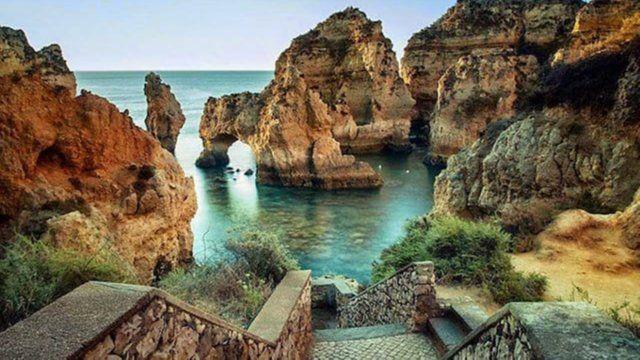 ????????2 days Trip in the Algarve : Hiking and Kayaking! Lagos, Benagil, Alvor...