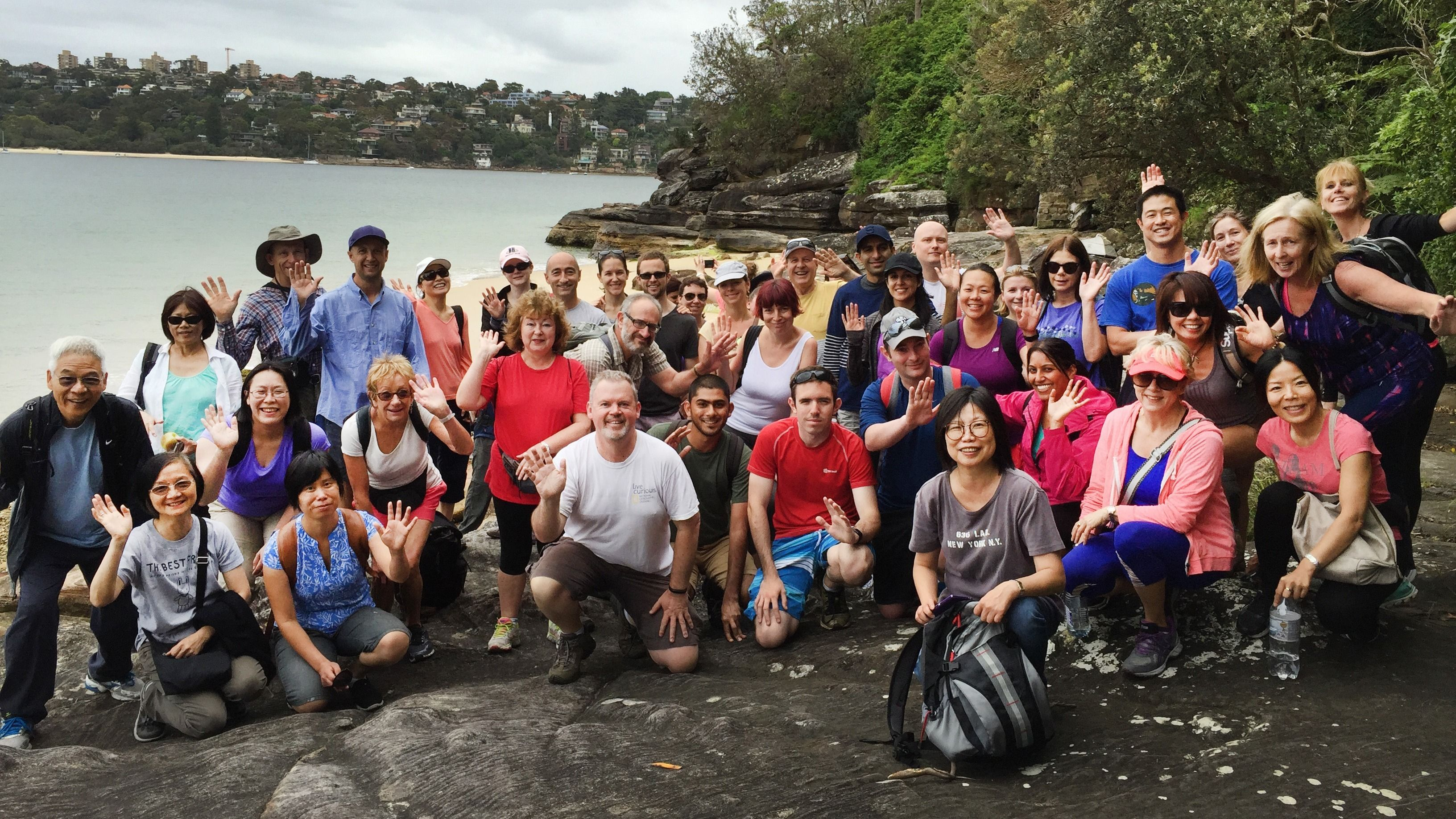 Lower North Shore Walking Group