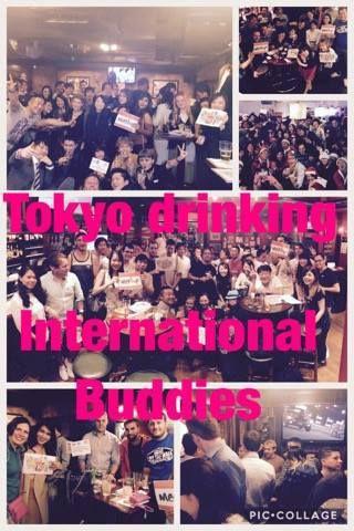 Drinks & Fun Language Exchange at popular din