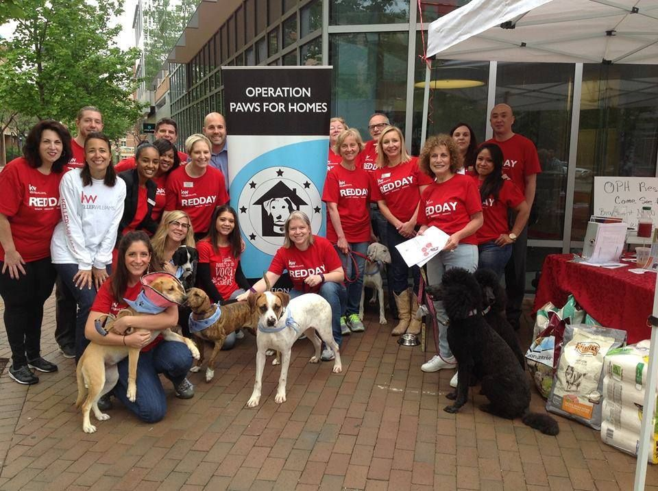 Operation Paws for Homes, DC, VA, MD &  Southern PA