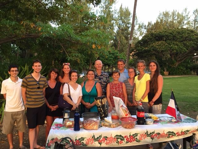 Oahu French Language Meetup Group