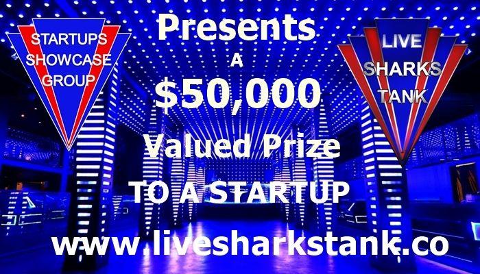 Live Sharks Tank