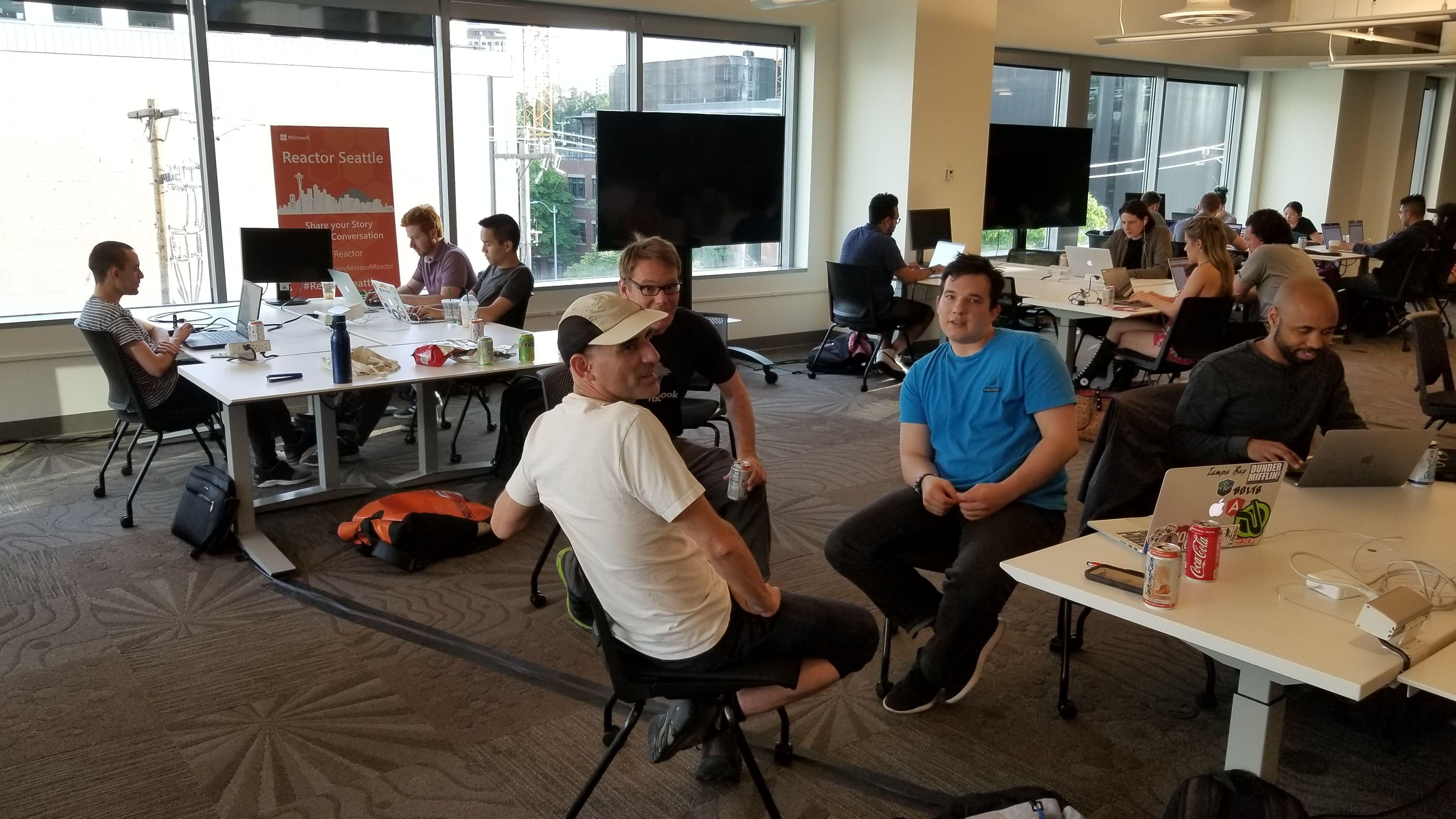 SeattleJS Hackers