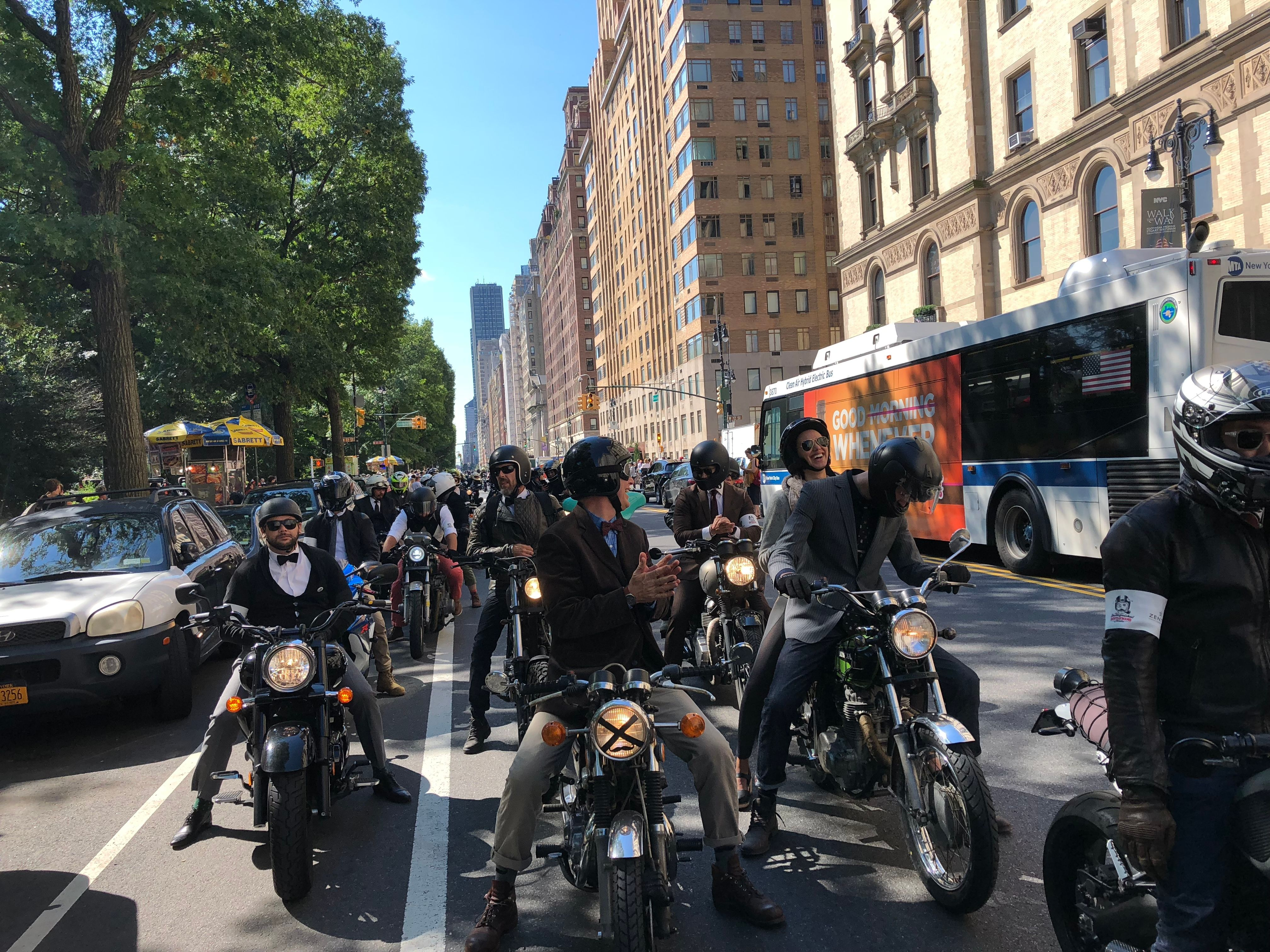 NYC Motorcycle Meetup