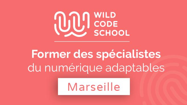 Wild Code School - Marseille