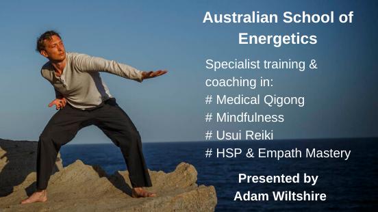 Australian School of Energetics
