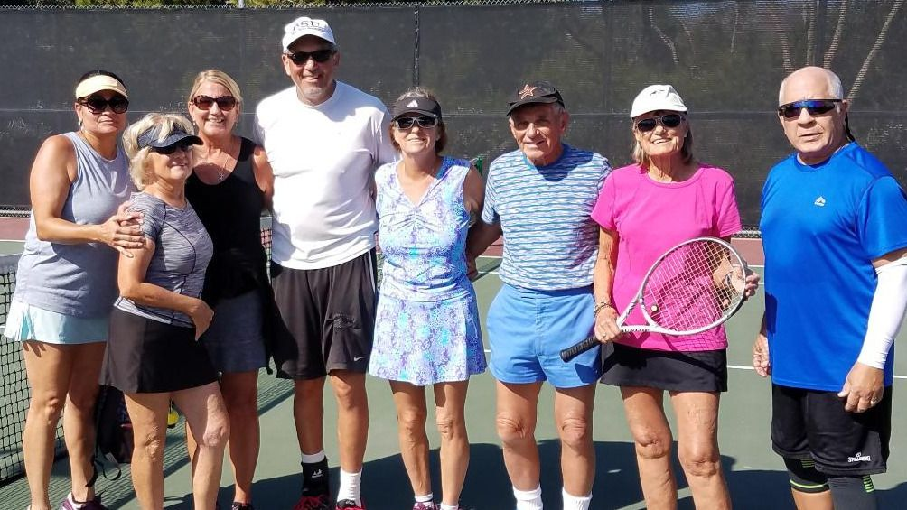 San Clemente  Social Tennis Group