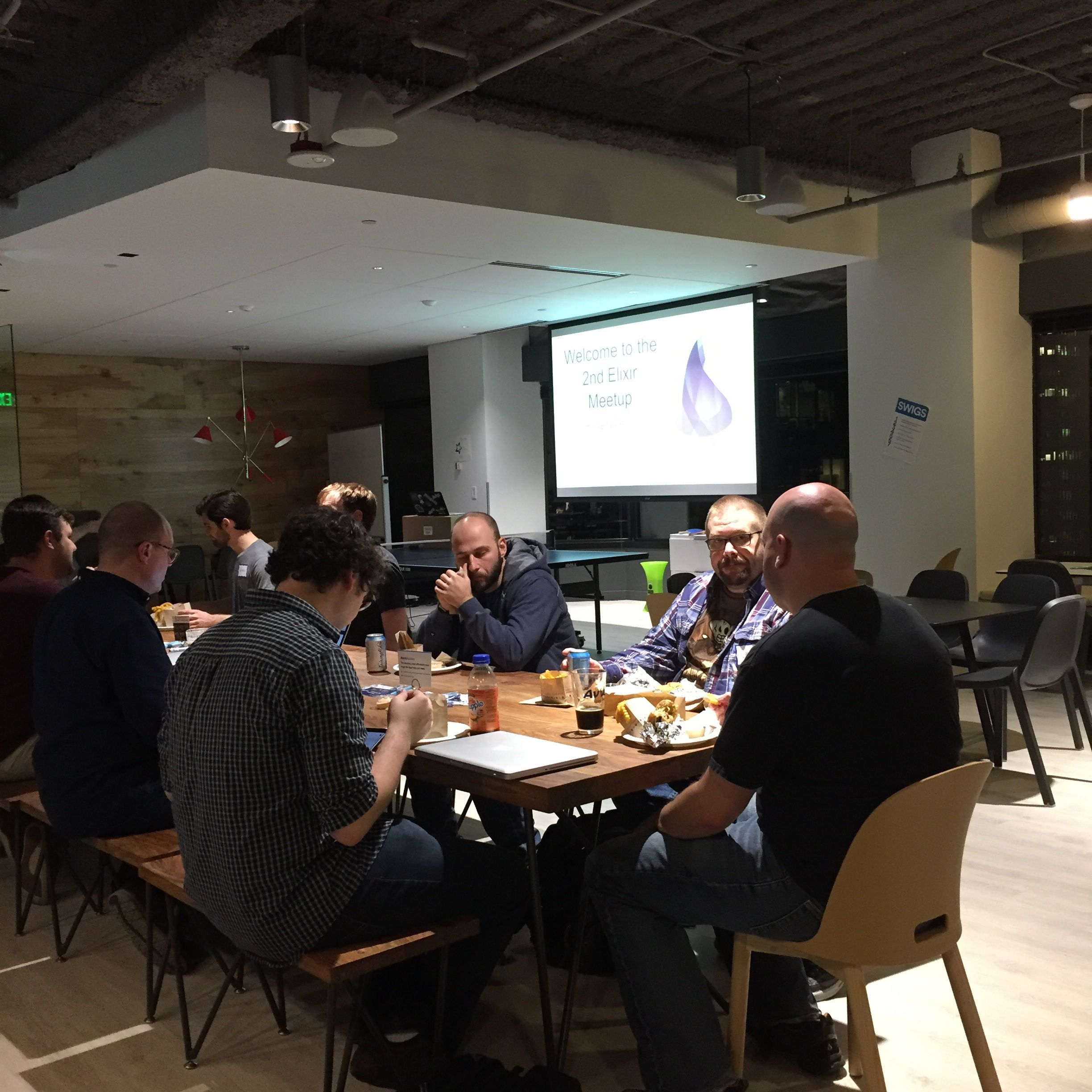Seattle Elixir Programming Meetup