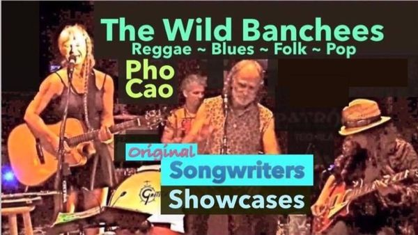 Second Wednesday Songwriters Showcase At Pho Cao Meetup