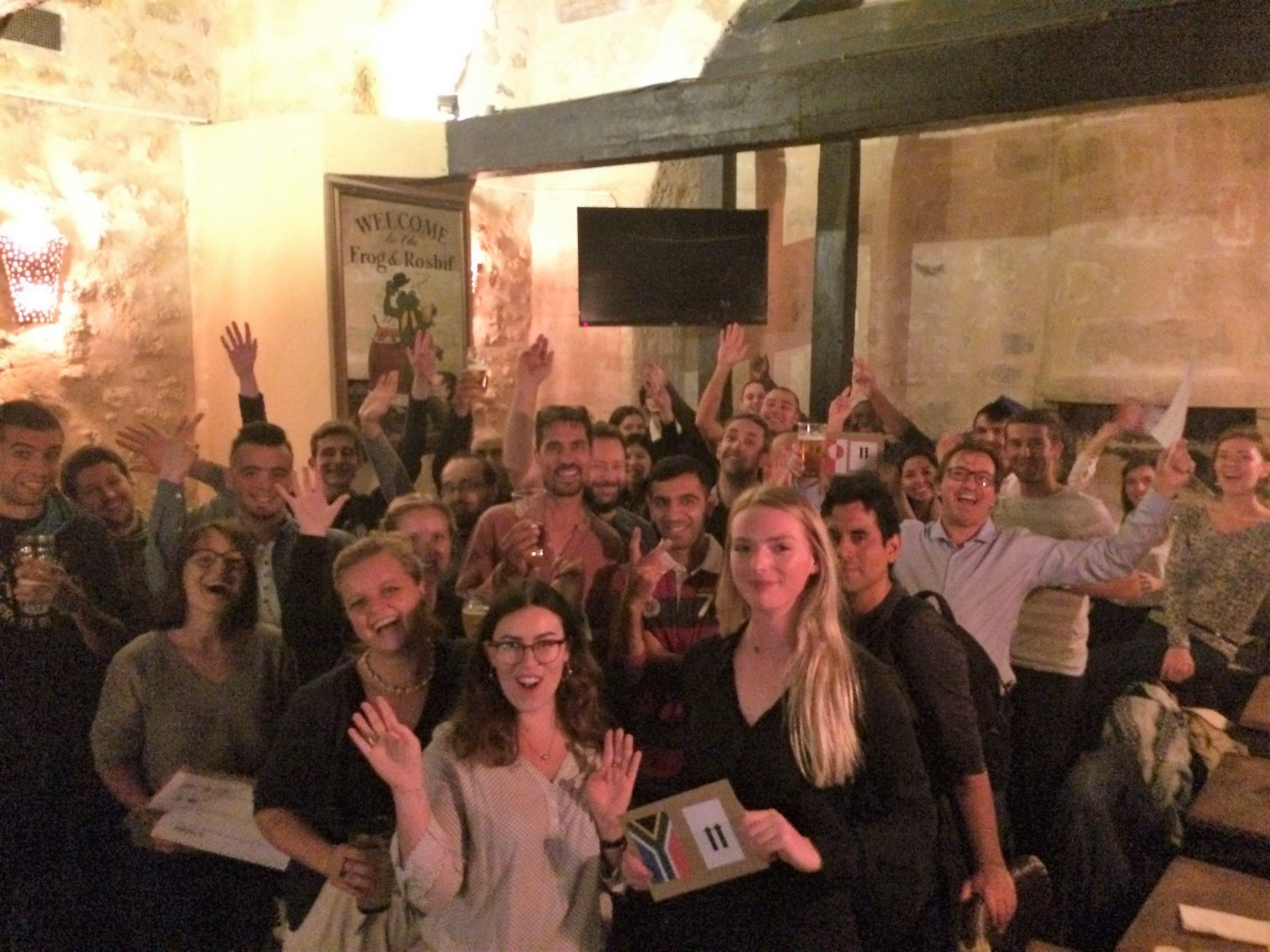 TripMeeters Bordeaux ★ Friendly Language Exchange