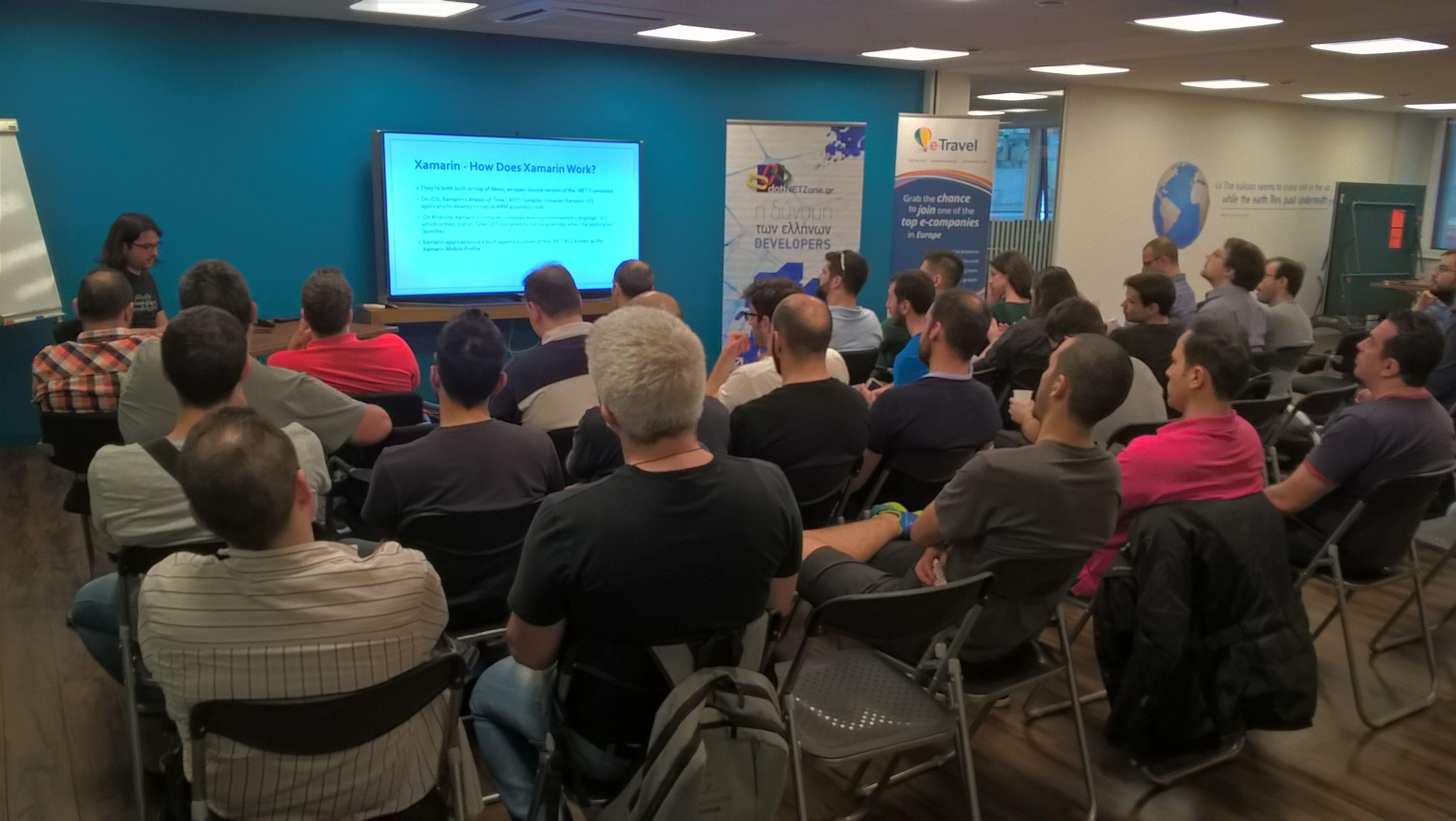 dotNETZone, The Greek .NET User Group @ Meetup