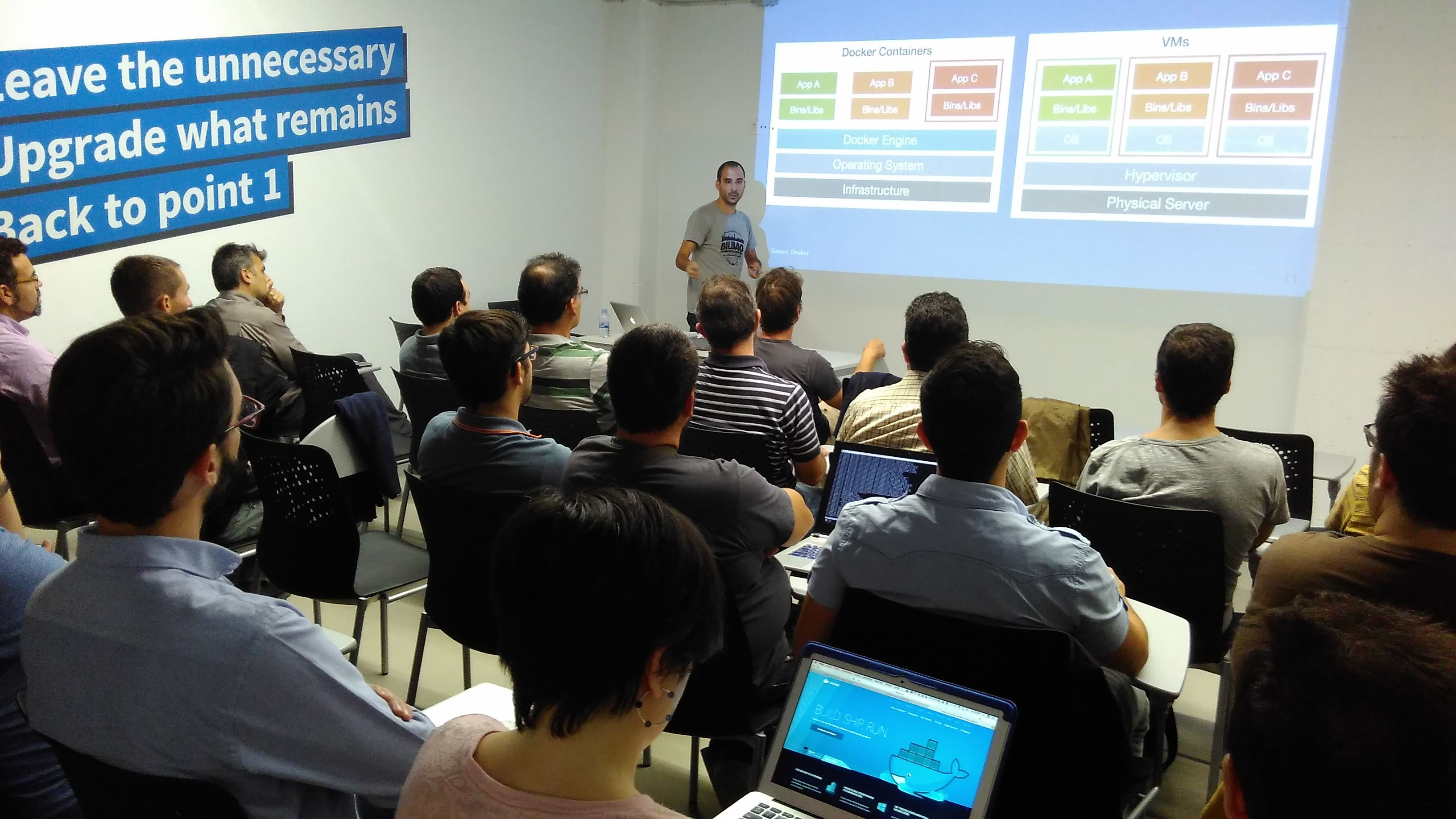 Alicante Tech Meetup