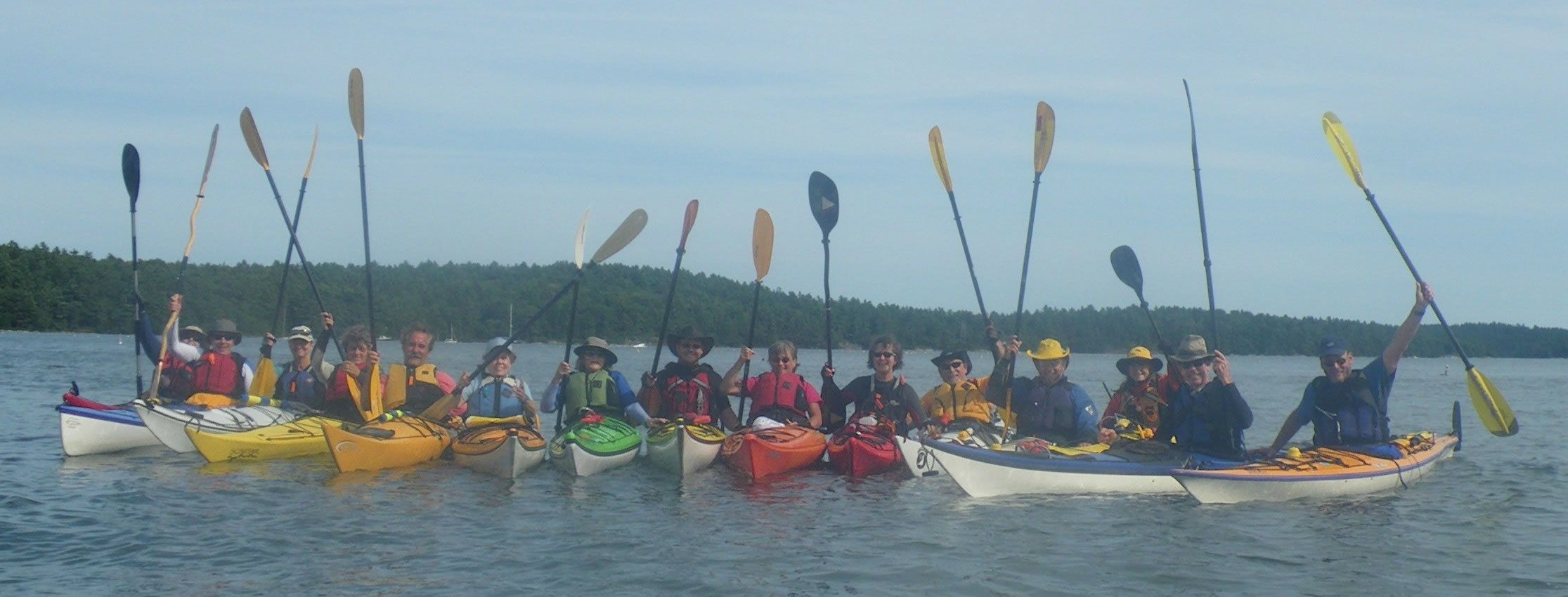 NH AMC Paddlers