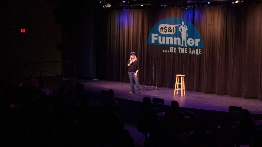 Funnier By The Lake Comedy Meetup Group