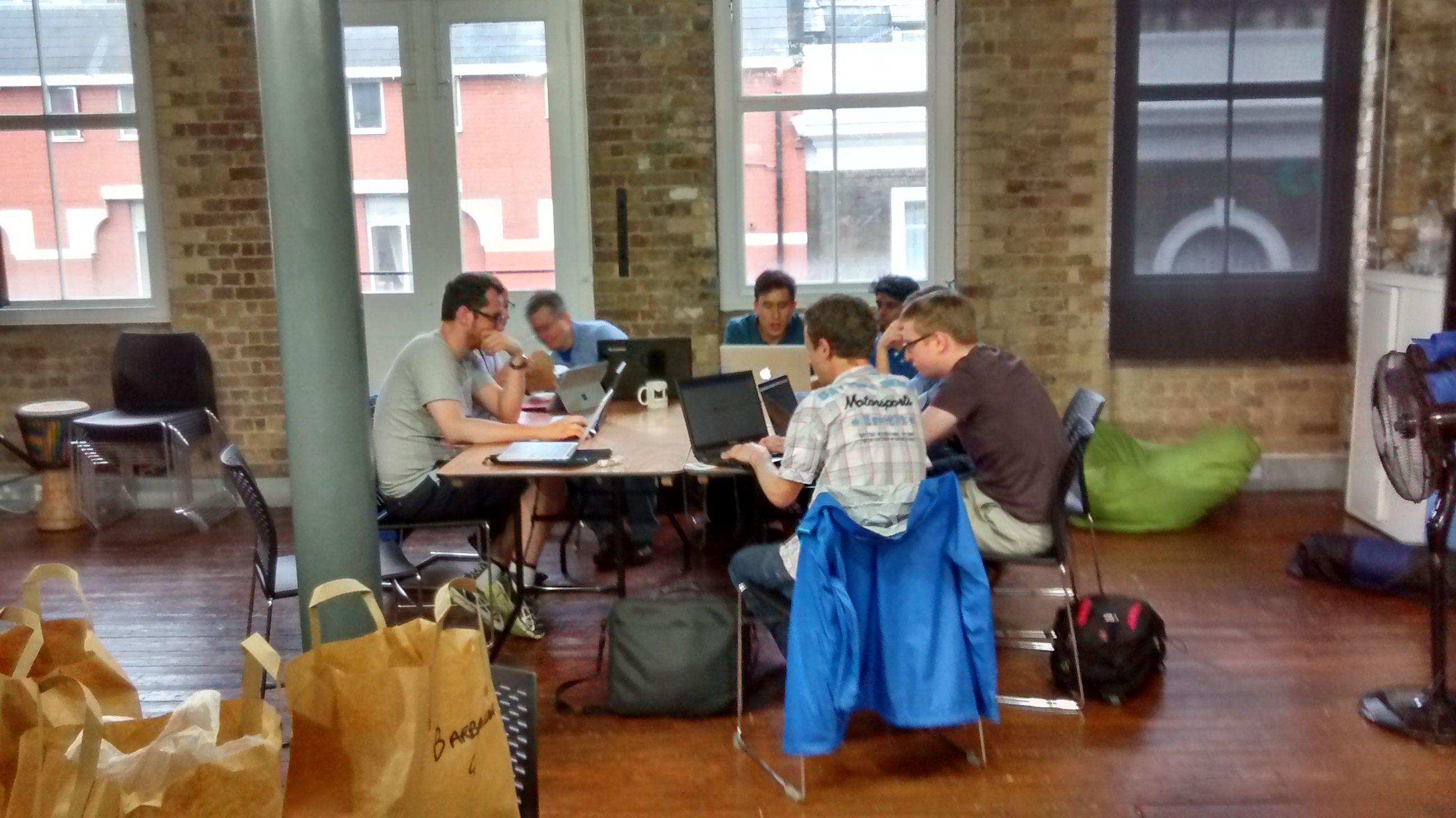 London Node.js User Group