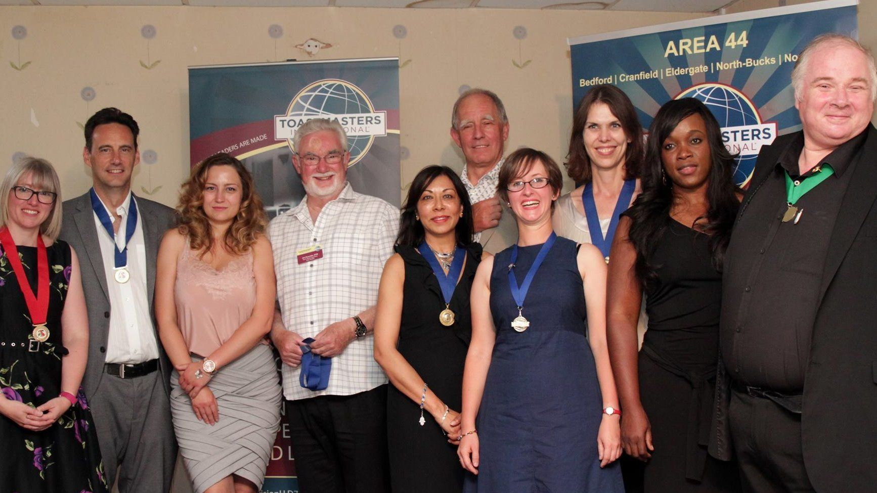 MK  Area Toastmasters, Where Leaders are Made.