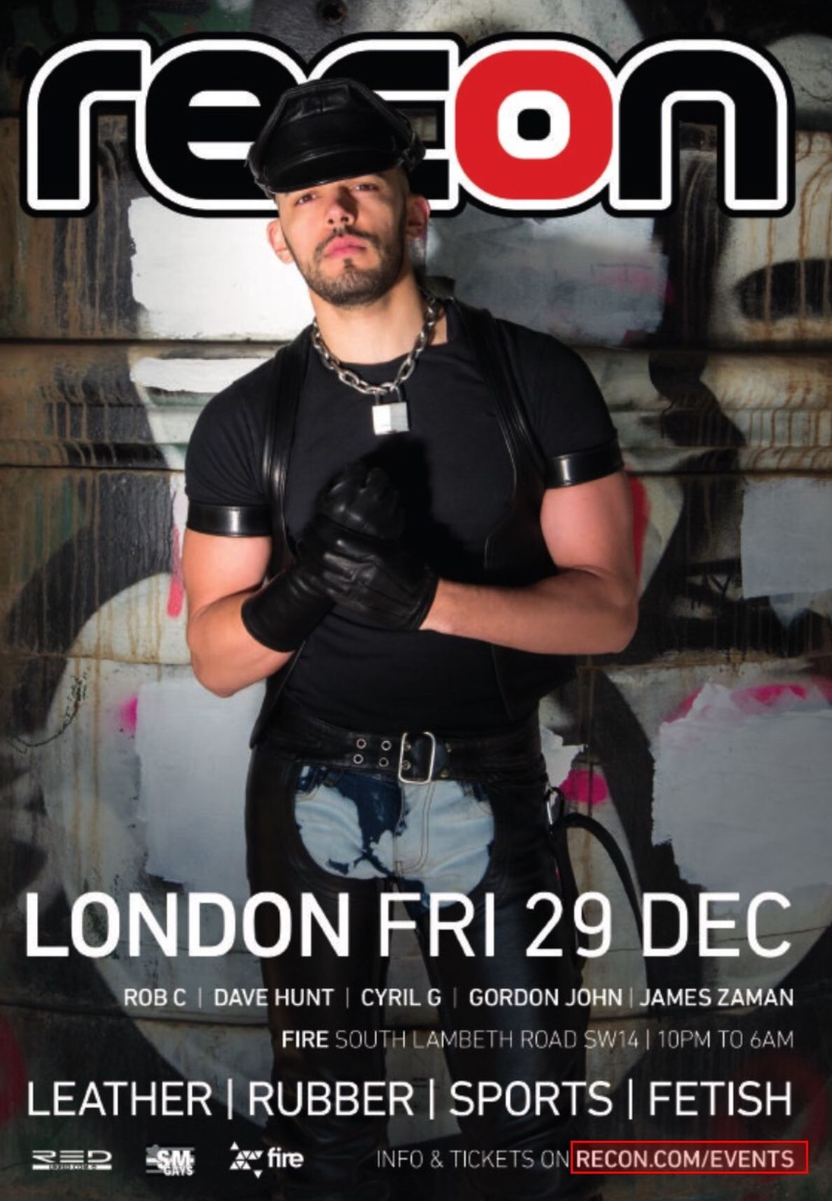 from Jamal gay london clubbing