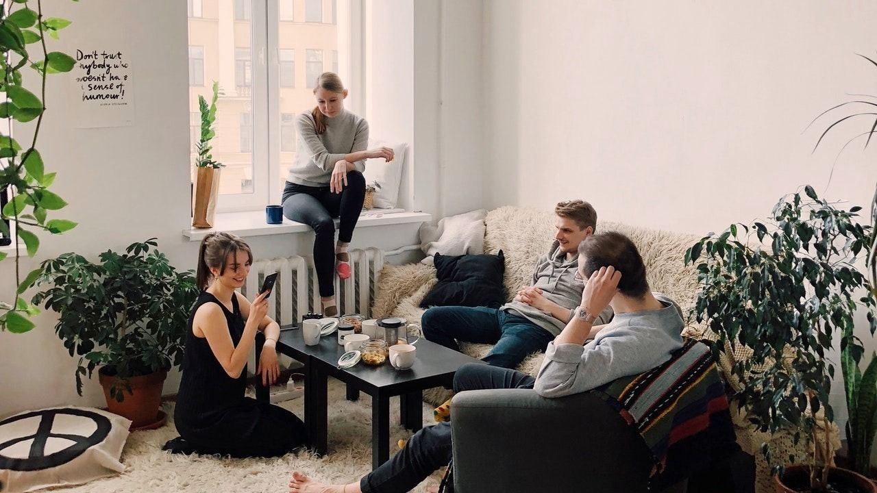 Couch Potatoes Meetup