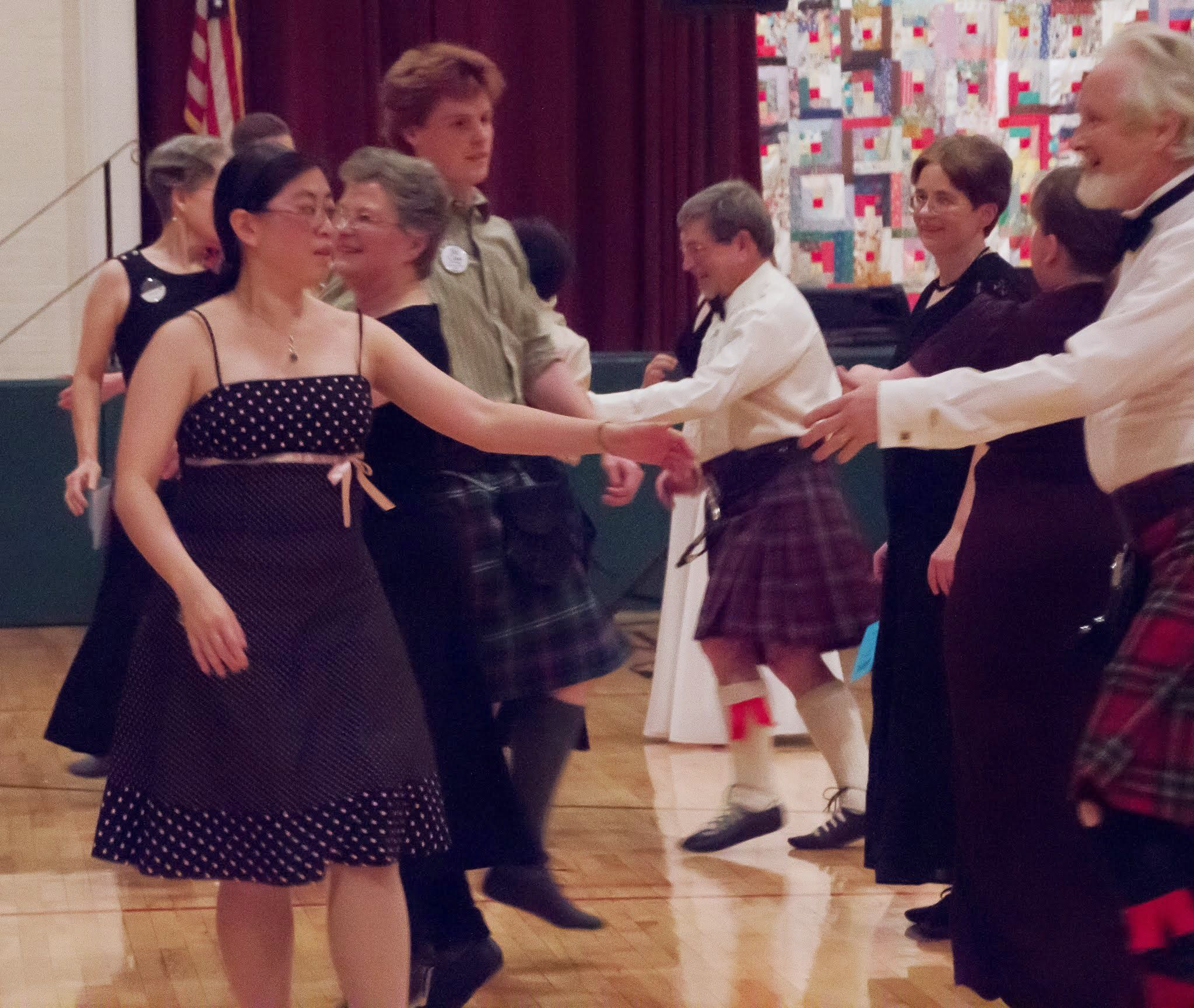 Northern Virginia Scottish Country Dance