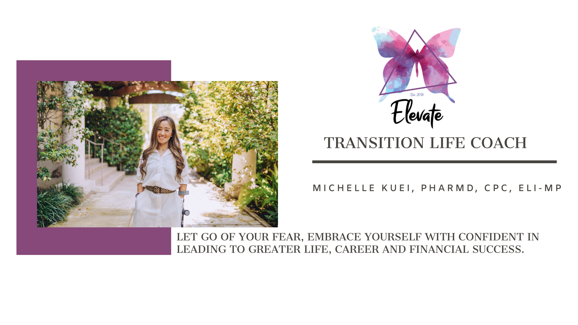 Rebuilding Your Life After Major Transitions