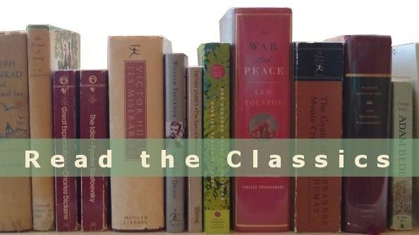 Read the Classics - The 1001 Books Challenge