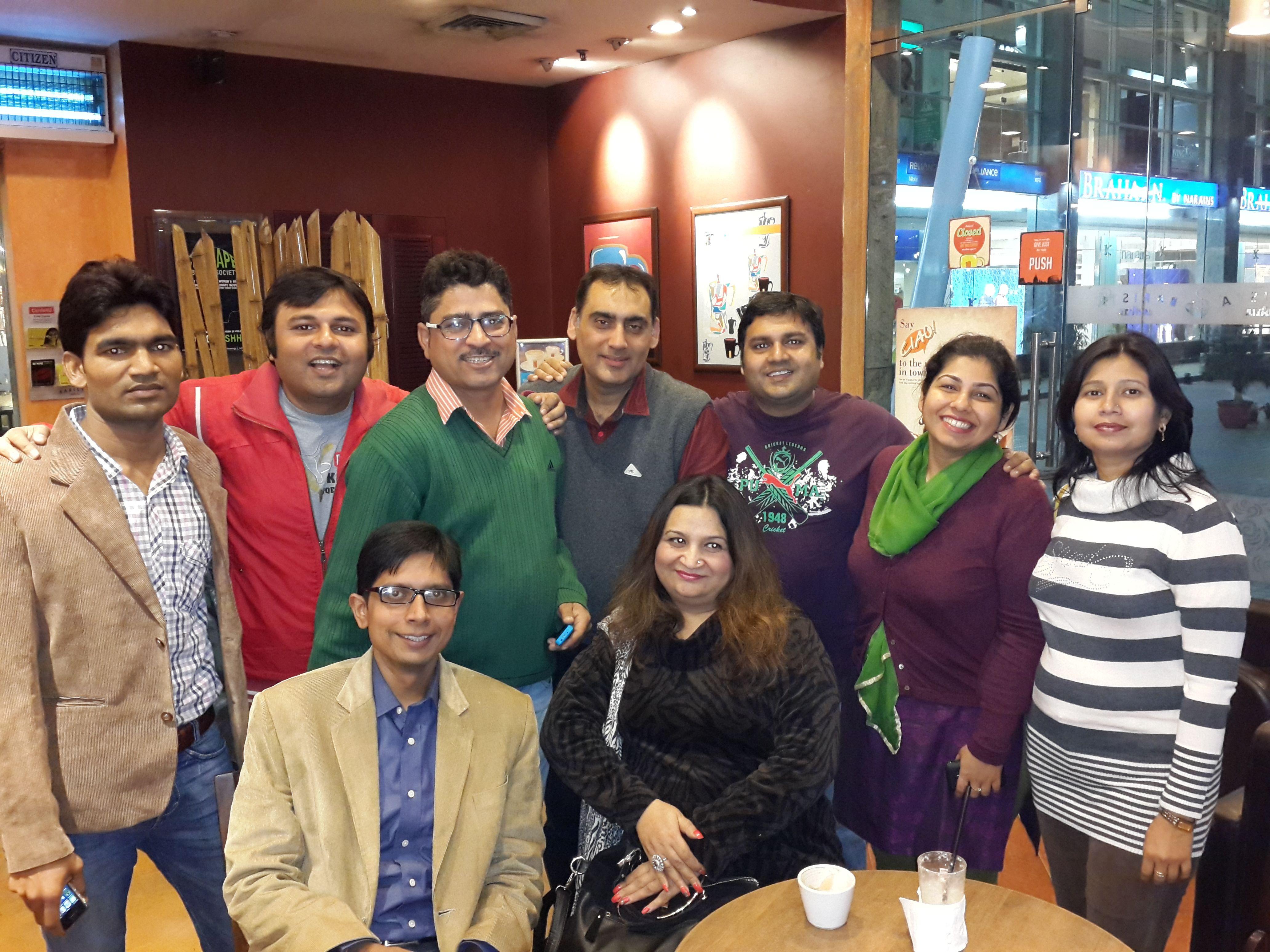 ★★The Gurgaon Coffee Meetup Group★★