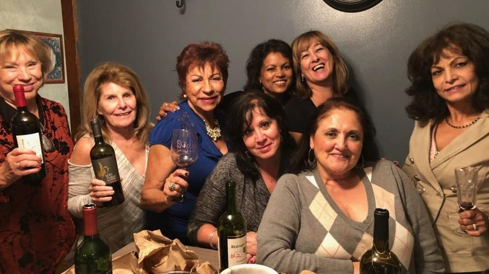 The Wino Chicks