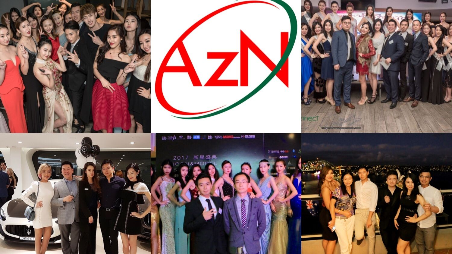 AzNConnecT - Sydney Young Asian Professionals Network