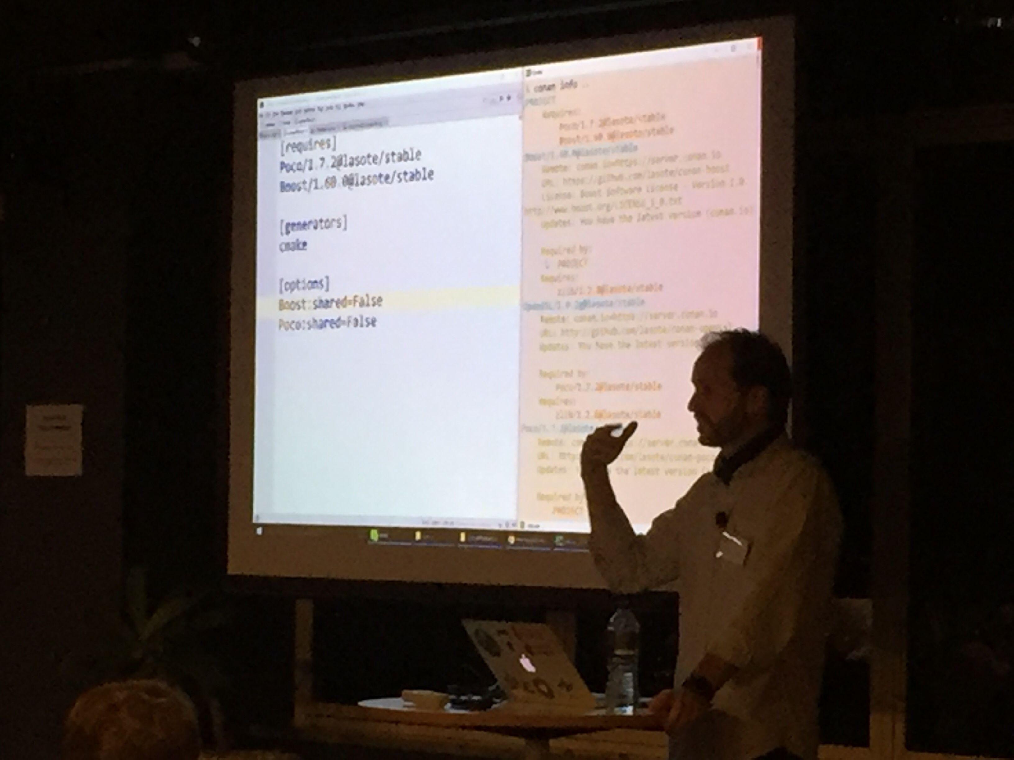 Sydney C++ Meetup