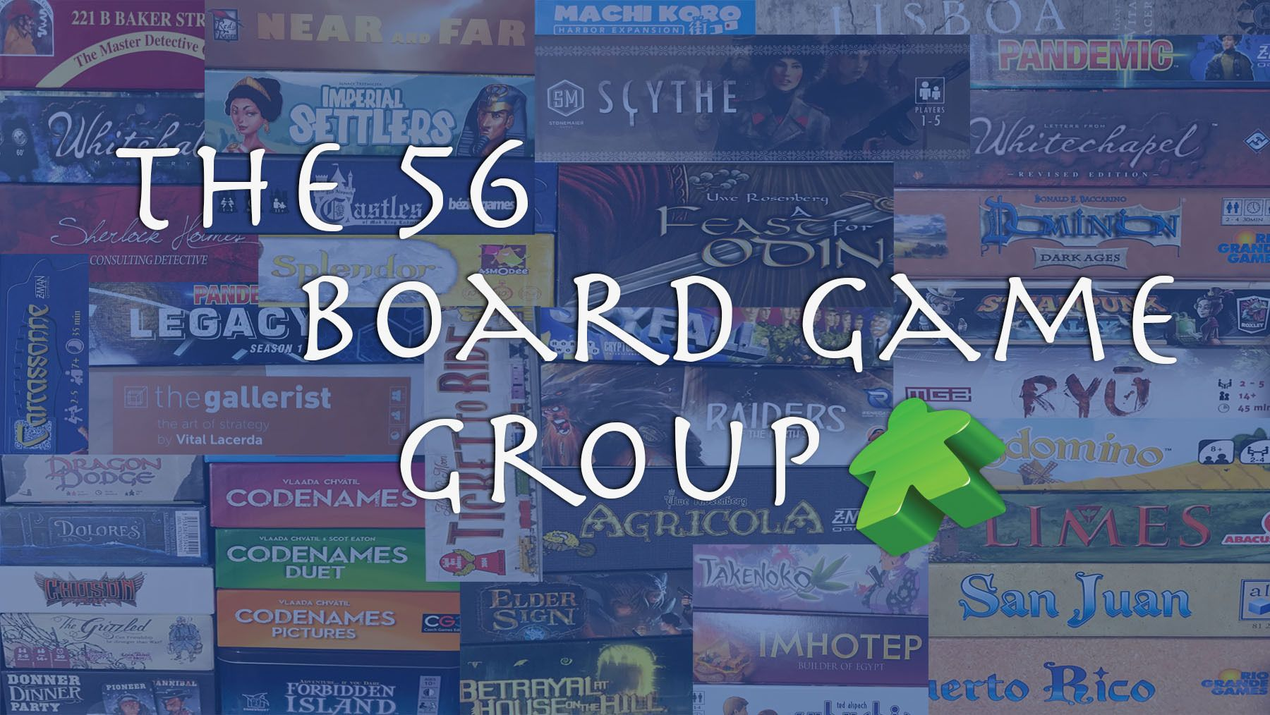The 56 Board Game Group